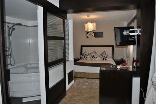 Cordillera hotel hoteles y posadas en la puerta trujillo for Hoteles en la puerta