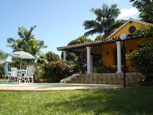 Caba as casa de campo hoteles y posadas en valencia carabobo - Casa de campo en valencia ...